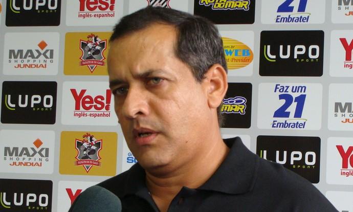 José Macena gerente Paulista Jundiaí (Foto: Divulgação / Paulista FC)