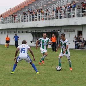 Manaus FC e Borbense Campeonato Amazonense (Foto: Emanuel Mendes Siqueira)