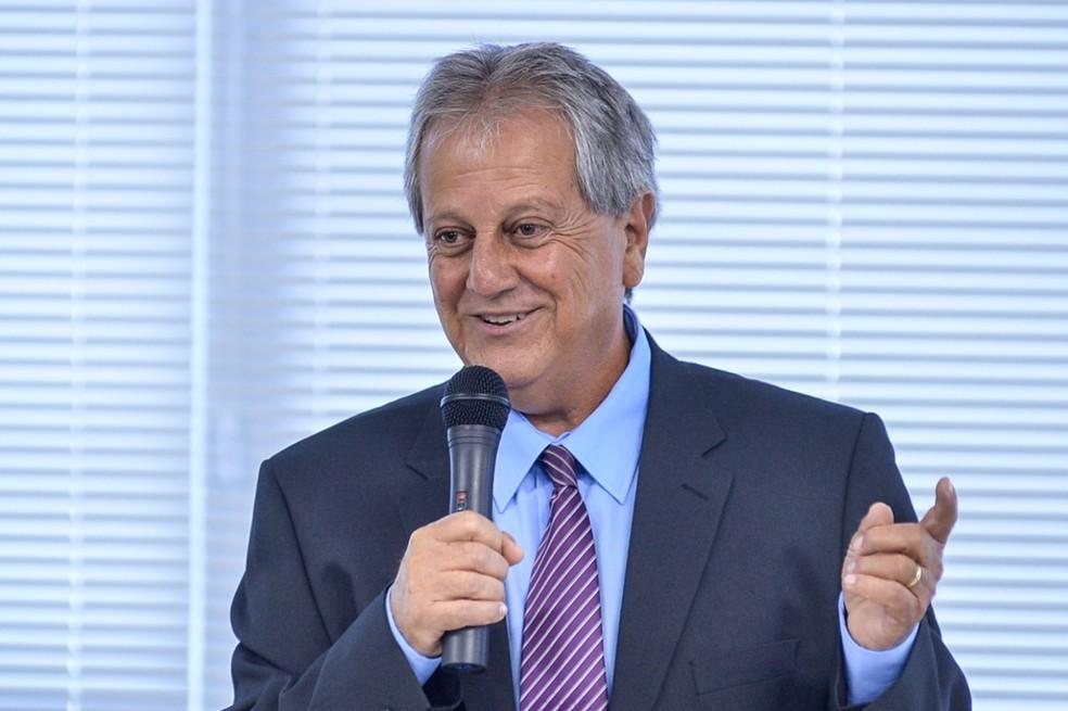 Antônio Fernandes Toninho Costa, ex-presidente da Funai (Foto: Mário Vilela/Funai)