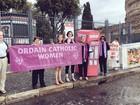 Delegação que defende ordenação de mulheres é recebida no Vaticano