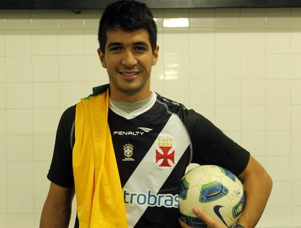 Luan, zagueiro do Sub-20 do Vasco (Foto: Divulgação/Vasco.com.br)
