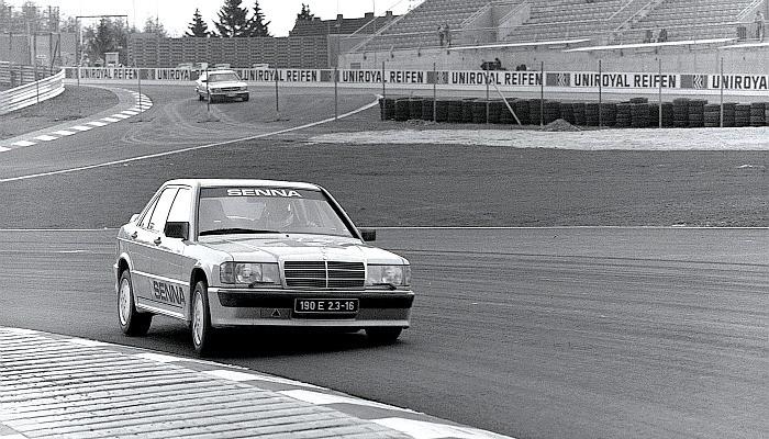 BLOG: 1984: Senna, Mercedes e Nürburgring
