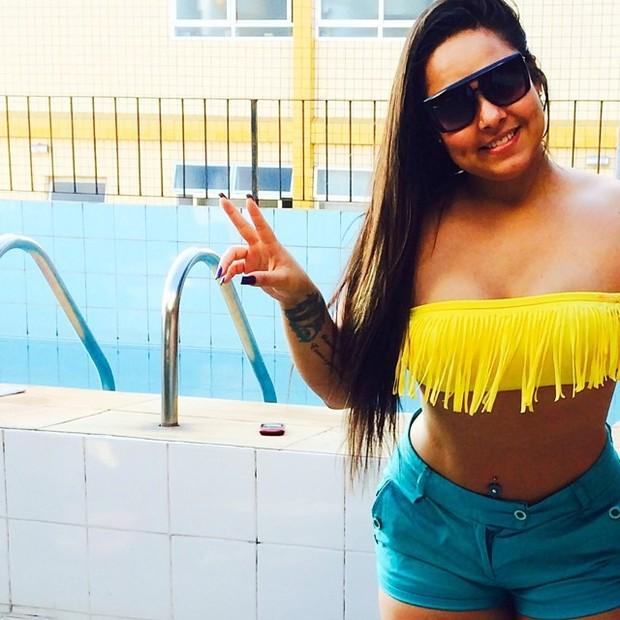 Andressa Soares (Foto: Instagram / Reprodução)