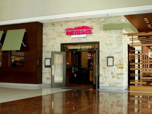 Outback Steakhouse fica dentro de shopping de Jundiaí (Foto: Divulgação)