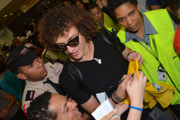 David Luiz (Foto: Caio Duran / CDC Shows e Eventos)