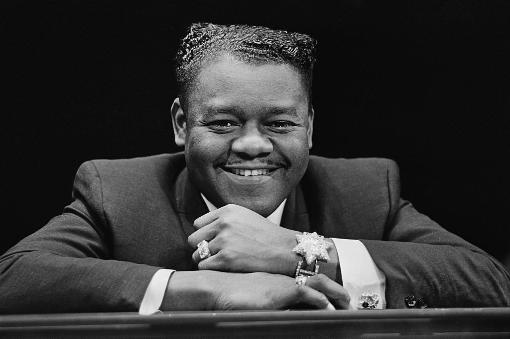 Fats Domino (Foto: Getty Images)