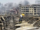 Seguradoras perdem até US$ 1,5 bilhão por explosões na China