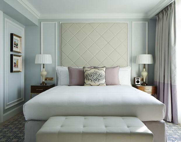 Hotel em londres com vista para o hyde park casa vogue for Londres hotel design