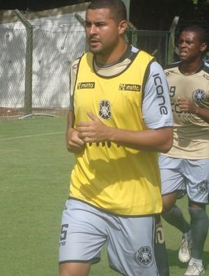 Atacante Faioli, do Rio Branco-ES (Foto: Divulgação/Rio Branco-ES)