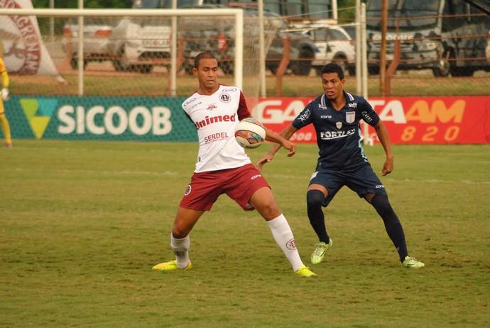 Campeonato Capixaba 2016: Espírito Santo x Desportiva Ferroviária (Foto: Henrique Montovanelli/Desportiva Ferroviária)