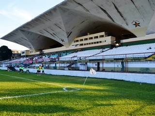 Estádio Luso-Brasileiro (Foto: Vitor Costa/FutRio.net)