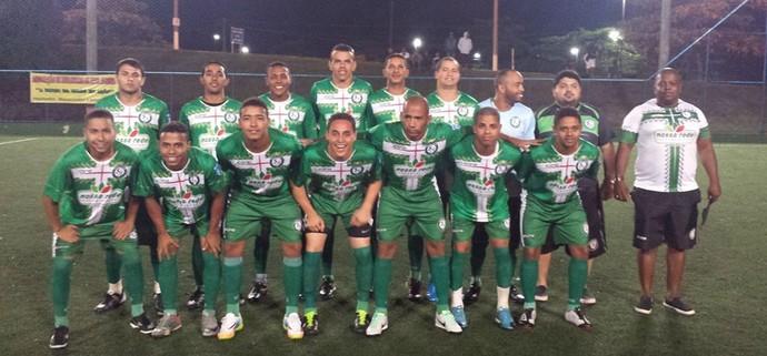 Santo André decide o Capixaba de futebol 7 contra o Fortaleza, em dois jogos (Foto: Divulgação/Santo André)
