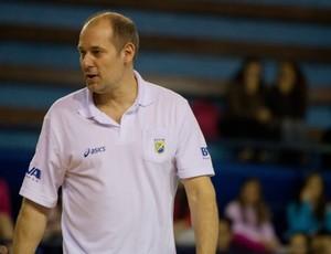 Morten Soubak técnico seleção handebol (Foto: Cinara PiccoloPhoto&Grafia)