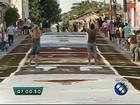 Procissão de Corpus Christi leva fiéis às ruas de cidades do Pará