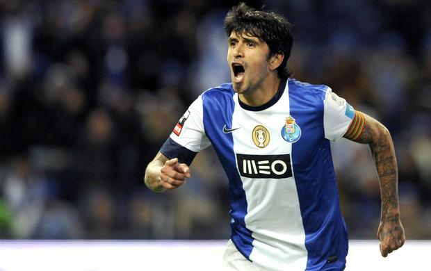 Lucho González Porto (Foto: EFE)