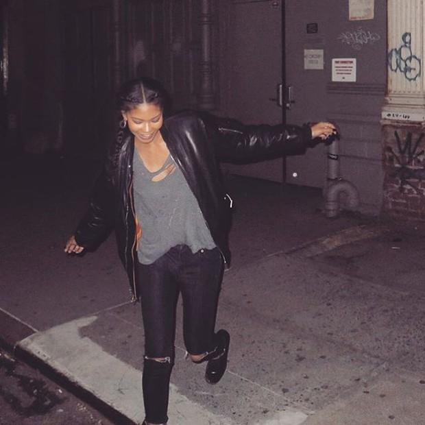 Chanel Iman (Foto: Instagram / Reprodução)