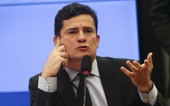 O juiz Sérgio Moro (Foto: José Cruz/Agência Brasil)