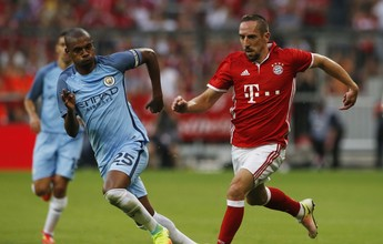 """Ribéry vibra com chegada de Ancelotti: """"Me sinto novamente confiante"""""""
