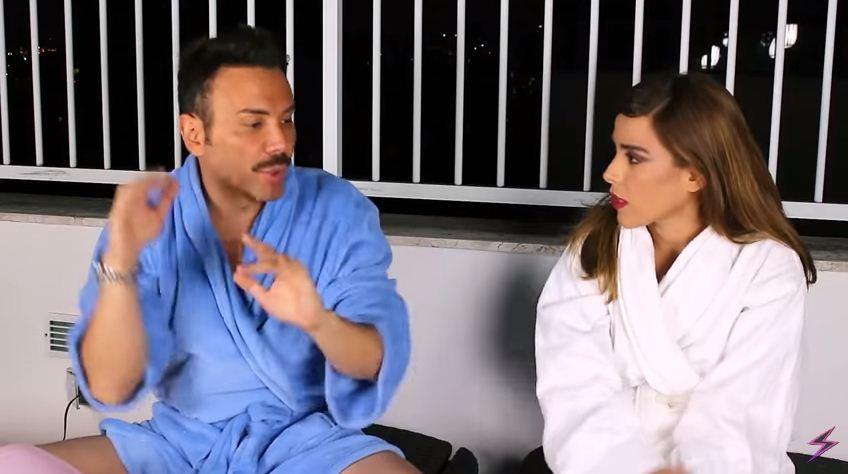 Wanessa comenta sobre polêmicas em vídeo com Mat Mazzafera (Foto: Reprodução/Instagram)