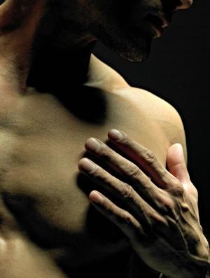 Coração dor no peito (Foto: Getty Images)