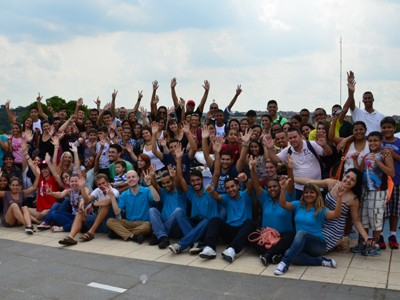 Todos os professores da 4you2 são estrangeiros. Meta da escola é atingir 4 mil alunos em 2015 (Foto: Divulgação)