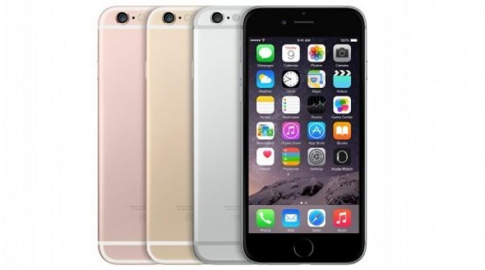 iPhone 6S terá duas novas cores: Ouro rosé e Rosa pink (Foto:Reprodução/GSMArena)