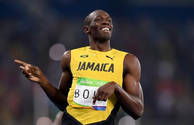 Usain Bolt  (Foto: Getty Images)