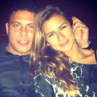 Ronaldo e Paula Morais (Foto: Reprodução/Reprodução)