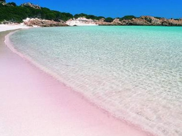 Ilha fica localizada dentro do Parque Natural La Maddalena (Foto: Reprodução/Union of Municipalities Gallura)