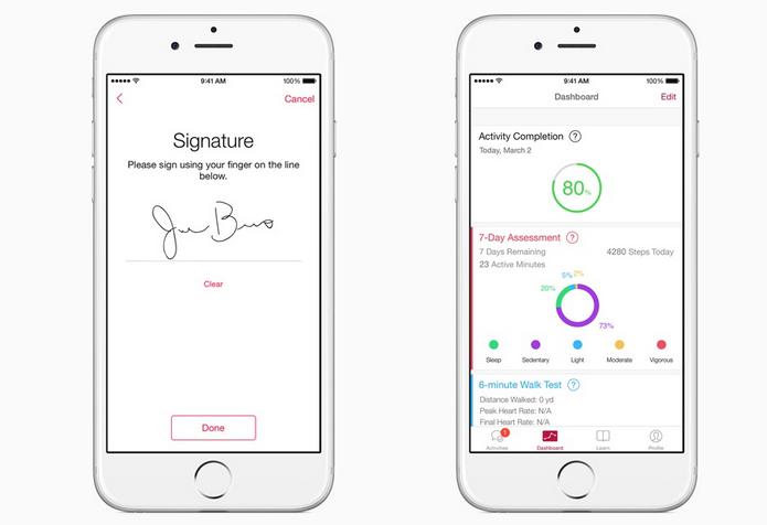 Projeto de saúde da Apple tem participação do usuário como vital (Foto: Divulgação)
