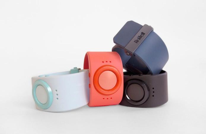 Conheça Tinitell, o celular em forma de pulseira feito para crianças (Foto: Divulgação/Tinitell)