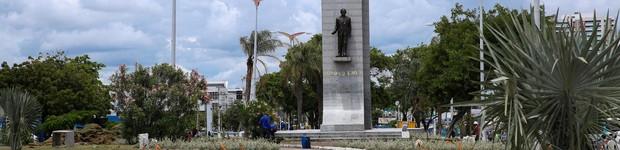 Inaugurado novo espaço de lazer em Fortaleza (Inaugurado novo espaço de lazer em Fortaleza (editar título))