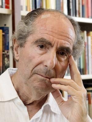 O escritor americano Philip Roth (Foto: AP)