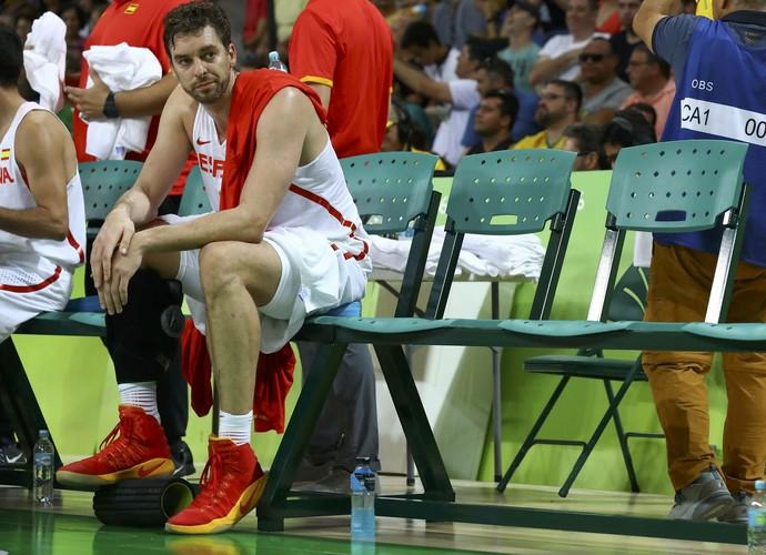 Pau Gasol (Foto: Reuters)