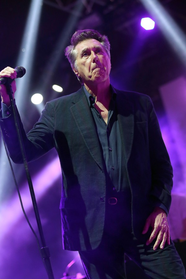 O cantor Bryan Ferry (Foto: Getty Images)