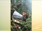 Bombeiros localizam bimotor que desapareceu na região de Paraty (RJ)