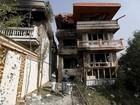 Talibã ameaça cidade no sul do Afeganistão e civis fogem