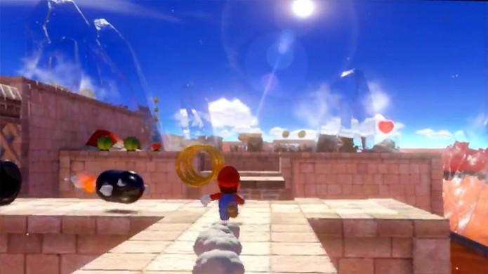 Super Mario Switch ainda é um mistério para o novo console da Nintendo (Foto: Reprodução/Polygon)