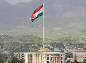 Montanhas abrangem 93% da superfície do Tadjiquistão e anualmente dezenas de pessoas morrem por causa de deslizamentos (Foto: AFP)