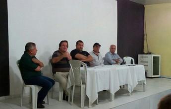 Grande encontro: dirigentes e políticos se reúnem para discutir futuro do ASA