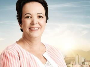 Rosângela Mendes (Foto: Reprodução/Facebook/Rosângela Mendes)