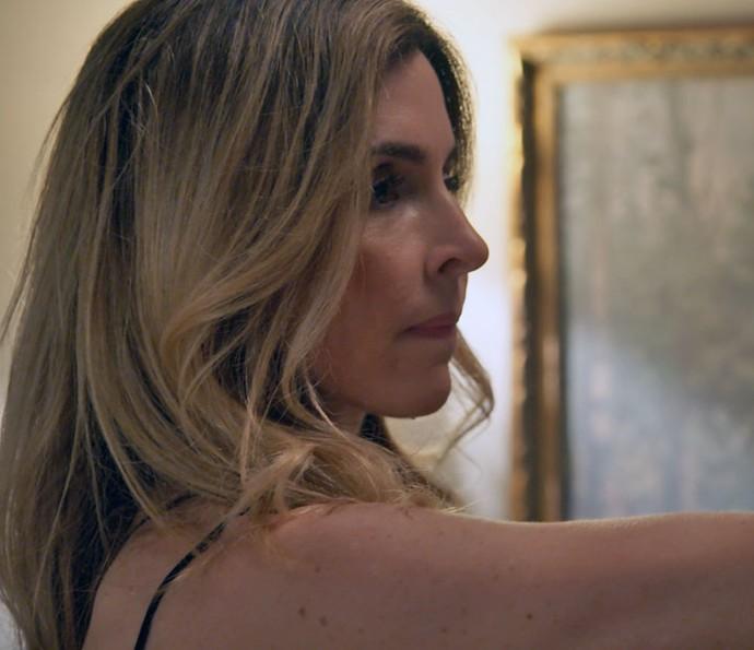 Kiki flagra ex-vereador indo embora (Foto: TV Globo)