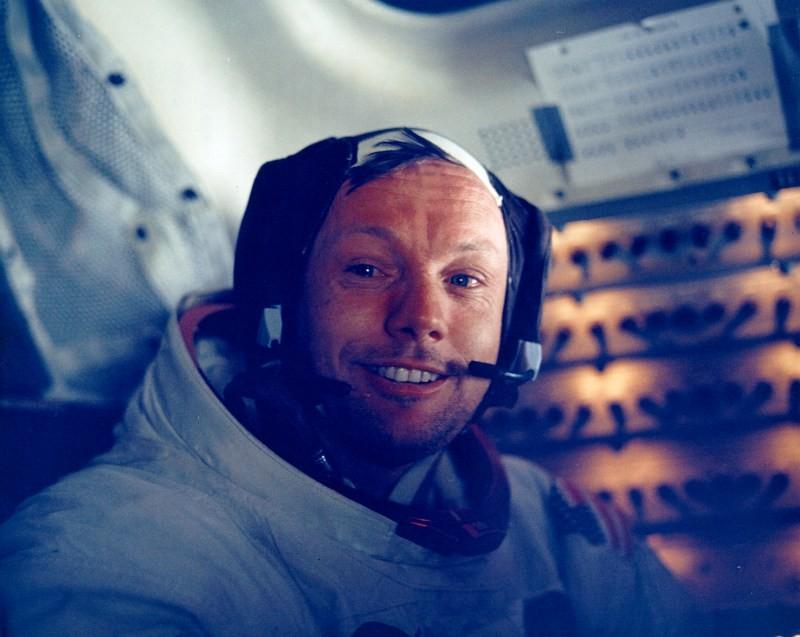Neil Armstrong (Foto: NASA)