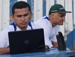 Preparador físico Roberto Farias (Foto: Arquivo pessoal)