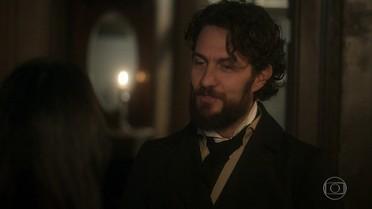 Thomas prende Anna e usa Vitória para castigá-la