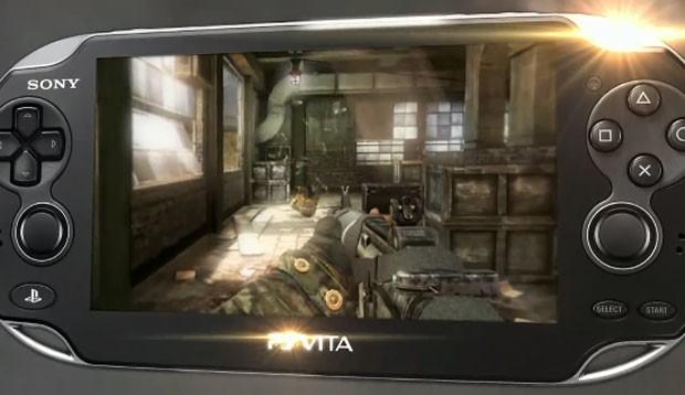 'Call of Duty: Black Ops II' tem imagens divulgadas na versão do PlayStation Vita (Foto: Divulgação)
