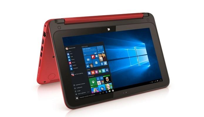 Notebook 2 em 1 HP Pavilion x360 11-N225BR (Foto: Divulgação/HP)