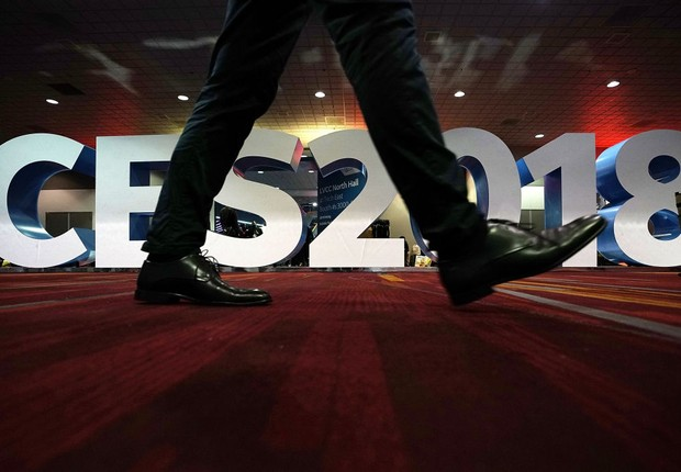 Consumer Electronics Show (CES) (Foto: Getty Images)