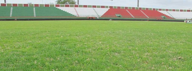 Estádio Joia da Princesa (Foto: Gustavo Serbonchini / Globoesporte.com)
