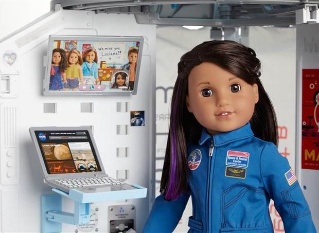 American Girl Astronauta (Foto: Divulgação)